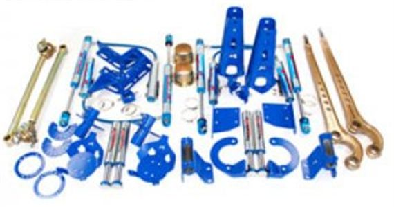 Shock Absorber Competition Kit - LL1706TFzz5 - Mega Sport