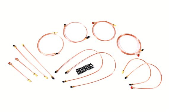 Copper Brake Pipe Kit - LL1779 - Automec
