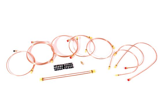 Copper Brake Pipe Kit - LL1795 - Automec
