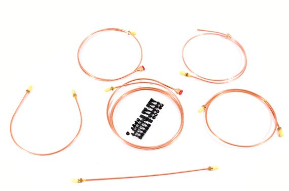Copper Brake Pipe Kit - LL1798 - Automec