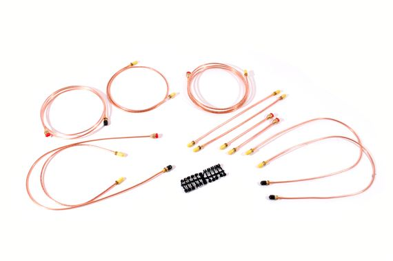 Copper Brake Pipe Kit - LL1800 - Automec