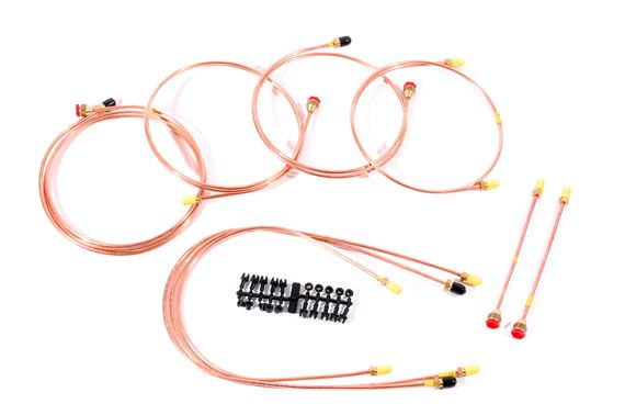 Copper Brake Pipe Kit - LL1803 - Automec