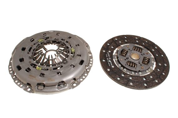 Discovery 3 Clutch Components - 2.7 TDV6 Diesel