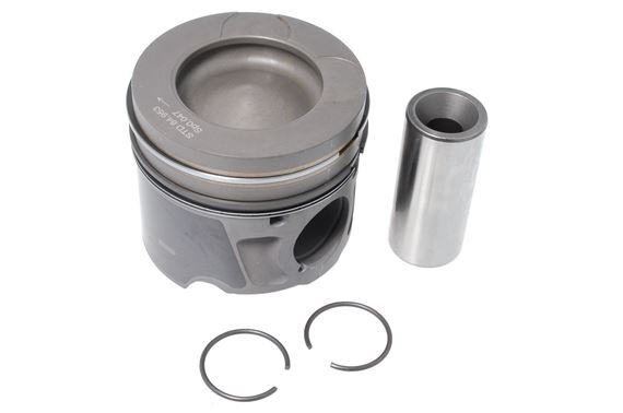 Piston Inc Rings And Pin Standard - LR028922STD - Aftermarket