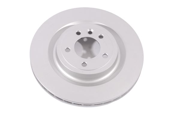 Brake Disc (each) Rear - LR033302P - Aftermarket
