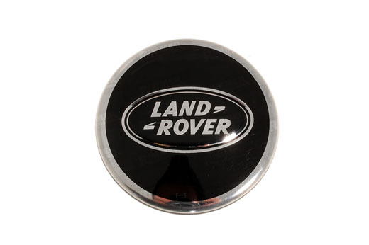 Black Centre Cap - LR069899P - Aftermarket