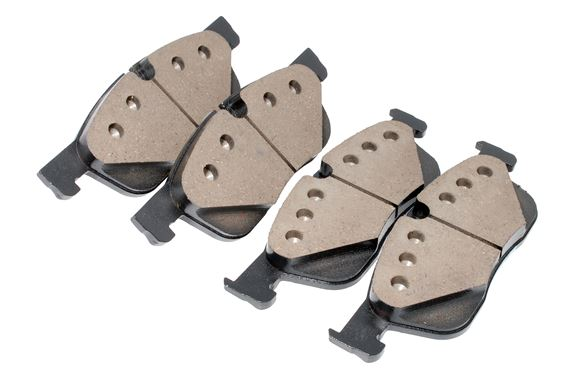 Brake Pad Set Front - LR072681 - Genuine