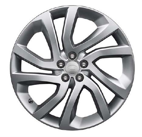 20 Inch Alloy Wheel - 5 Split Spoke - Style 511 - Genuine Land Rover