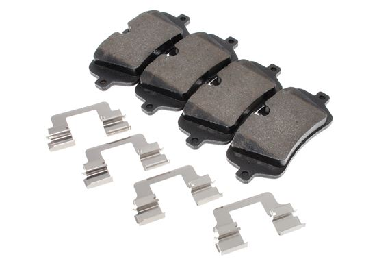 Brake Pad Set Rear - LR079910BREMBO - Brembo