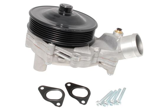 Water Pump - LR097165P - Aftermarket