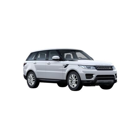 Range Rover Sport 1:43 Scale Die Cast Model - Fuji White - Genuine Land Rover