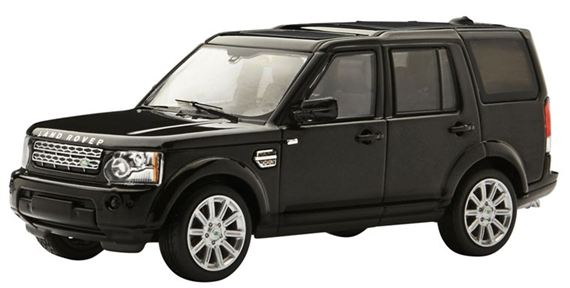 Land Rover Discovery 1:43 Scale Die Cast Model - Genuine Land Rover
