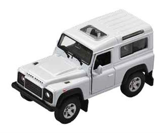 Land Rover Defender Pull Back Model - 1:38 Scale - Genuine Land Rover