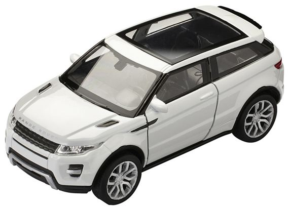 Range Rover Evoque Pull Back Model - 1:38 Scale - Genuine Land Rover