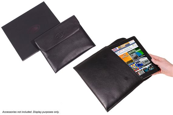 Land Rover Leather iPad Case - Genuine Land Rover