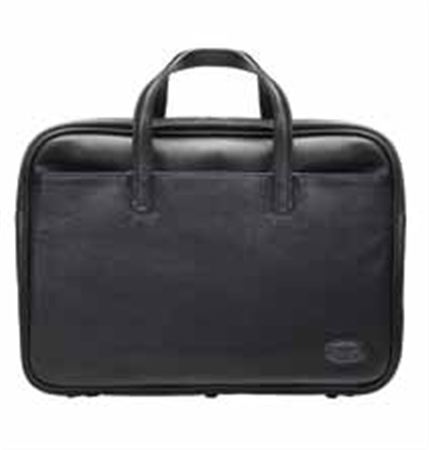 Leather Briefcase with Laptop Cover - Genuine Land Rover
