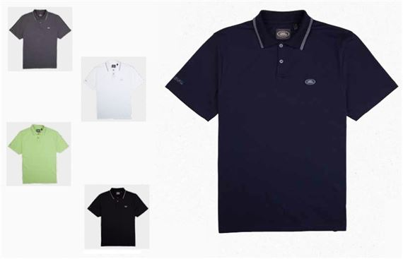 Mens Land Rover Polo Shirt - Genuine Land Rover