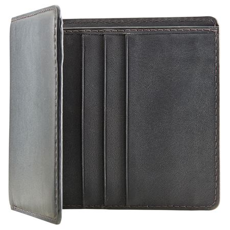 Leather Tri-Fold Wallet - Genuine Land Rover