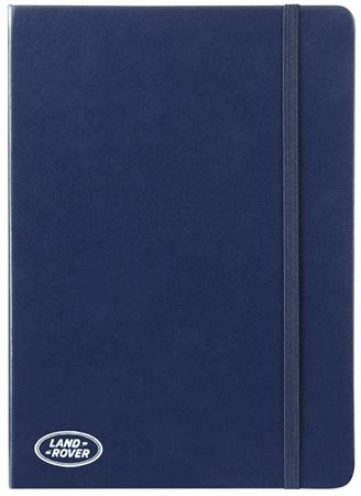 Large Navy Notebook - LRSPANNL - Genuine
