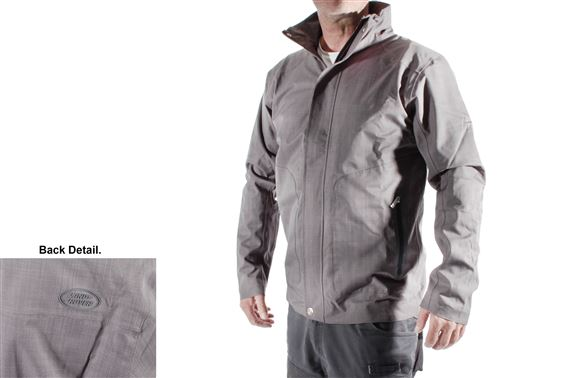 Mens Driving Jacket - Grey - Genuine Land Rover