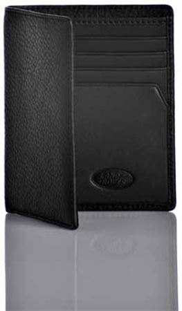 Executive Hip Wallet - Black - Genuine Land Rover