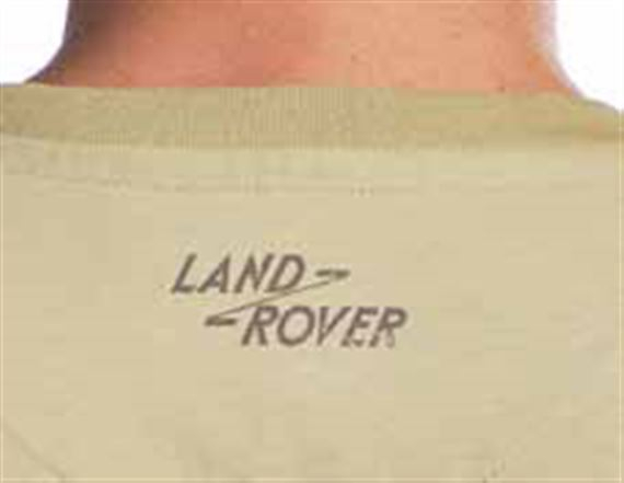 Vintage T-Shirt - Lifestyle - Genuine Land Rover