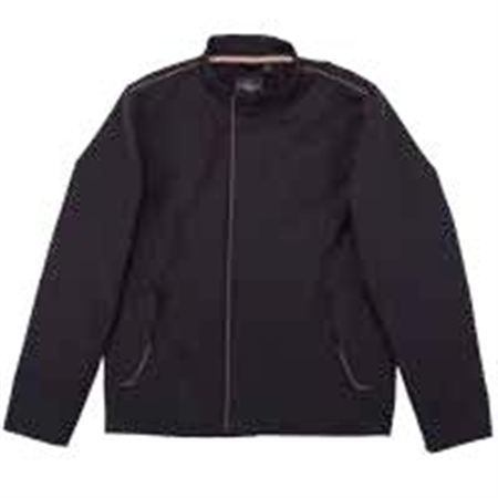 Mens Lightweight Land Rover Jacket - Black - Genuine Land Rover