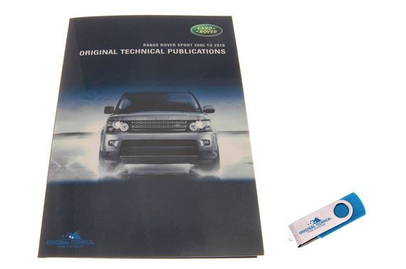 USB ebook - Original Technical Publications - RR Sport 2005-2009
