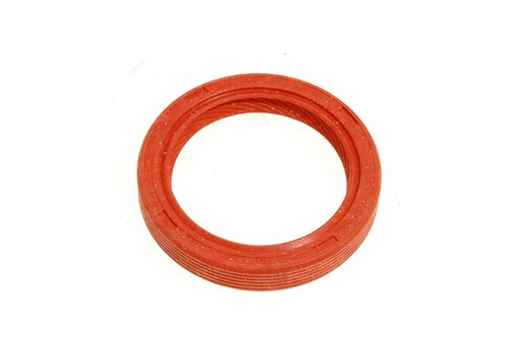 Rear Camshaft Oil Seal - Red - LUC100220P - Aftermarket