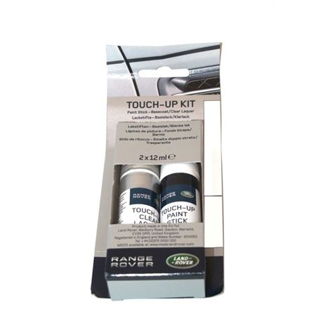Touch Up Paint - Charleston Green - Metallic LRC610 - Genuine Land Rover