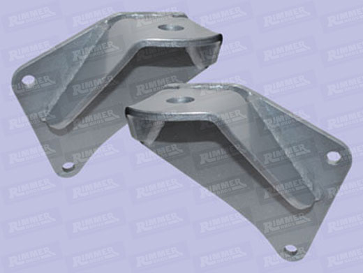 Mounting Bracket Extra Long Travel (pair) - LR041260LTBPzz2 - Britpart
