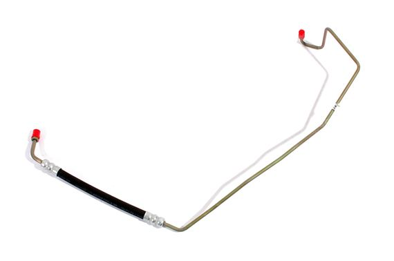Hose Power Steering - LR058087 - Genuine