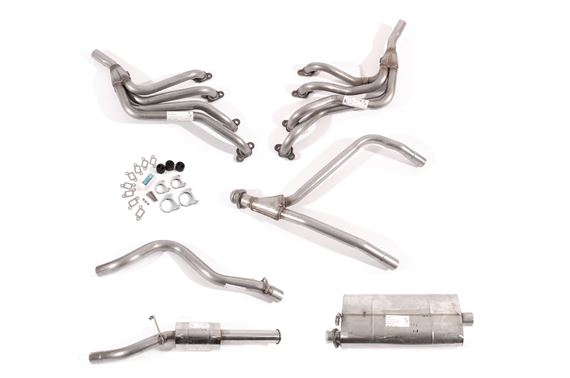 SS Sports Exhaust System - RA1028SSDS