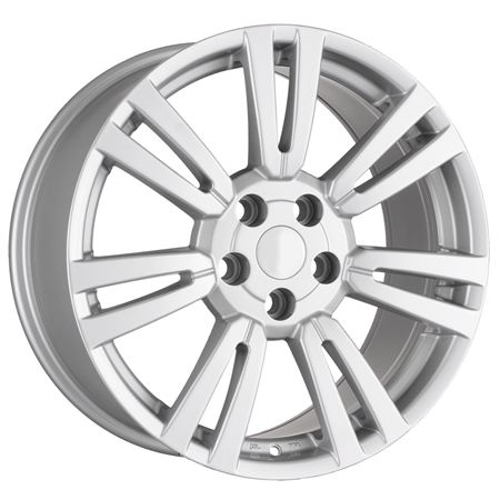 Alloy Wheel Twin Spoke Silver - RA2124 - 19 x 9