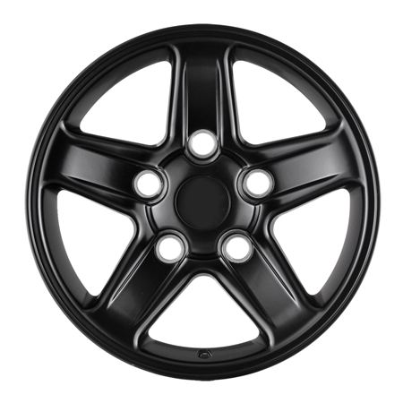 Alloy Wheel Boost 18 x 8 Matt Black - Aftermarket