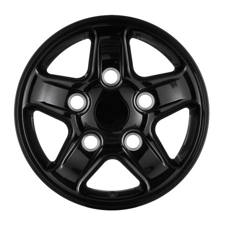 Alloy Wheel Boost 18 x 8 Gloss Black - Aftermarket