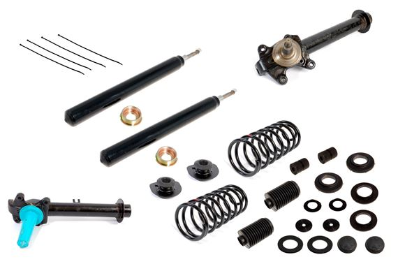 Front Suspension Leg Overhaul Kit - TR7/8 - with Reconditioned LH Leg - RB2009R