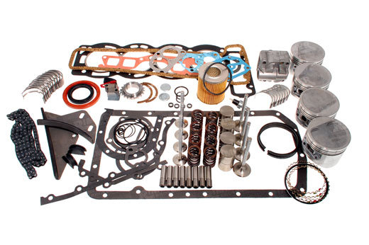 TR7 Full Engine Rebuild Kit - Low Compression - Less Crank and Cam - USA Specification - RB7020RBK