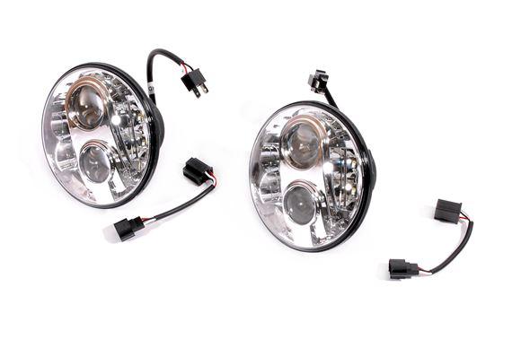 Triumph Spitfire Halogen Headlamp Conversion Kit