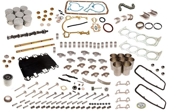 90-110 & Defender V8 Engine Rebuild Kits