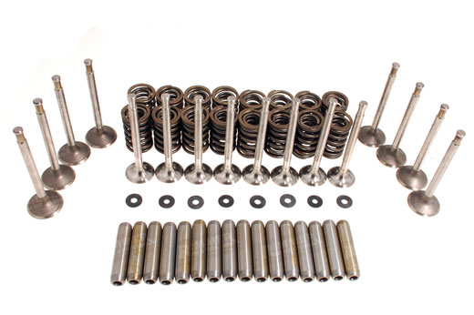 Rover V8 Standard and Performance Cylinder Head Rebuild Kits