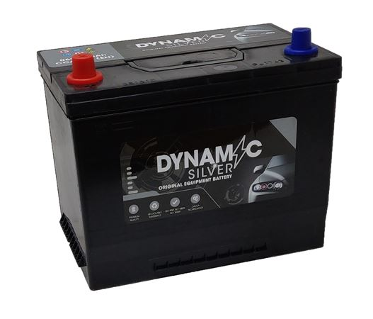 069 Battery - 12 Volt Wet Charged - 3 Year Warranty - Dynamic Silver - RBAT069B