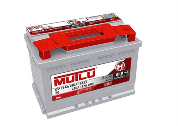 096 Battery 4 Year Warranty Mutlu - RBAT096C