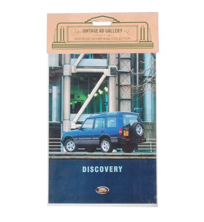 Advertising Print - Discovery by Bridge - RD1126