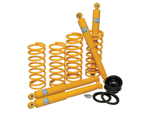 Coil Spring Conversion Kit Heavy Duty - RD1206BP4HDRzz1 - Britpart