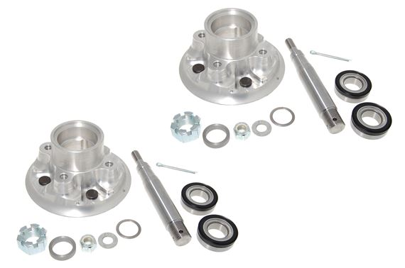 Uprated Front Hub & Stub Axle Kit - RL1684