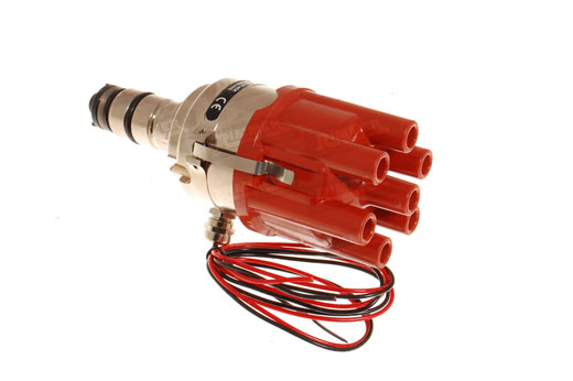123 Ignition Electronic 6 Cylinder Distributor - Jaguar XK 6 Cylinder Engines - 123JAG6RV