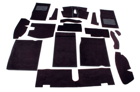 MG Midget and Austin Healey Sprite Carpet Sets