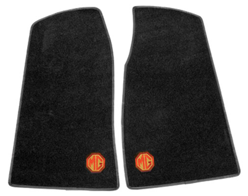 Overmat Set Front Footwell Mgb 4 Synchro Rimmer Bros