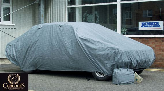 Eclipse Outdoor Car Cover - Classic Mini - RP1613E